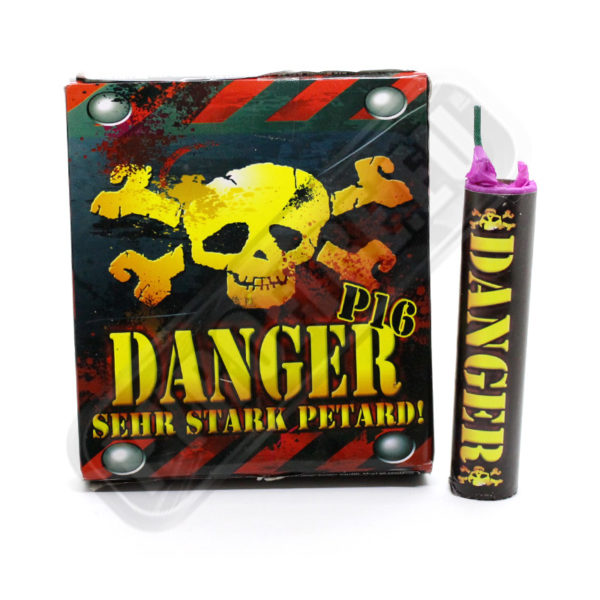 Firecracker Danger P16