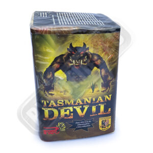 Tasmanian Devil, 16 shots