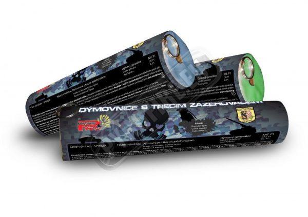 RDG-3 GREEN smoke grenade