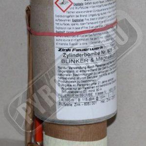 3inch Zink cylinder shell nr. 605