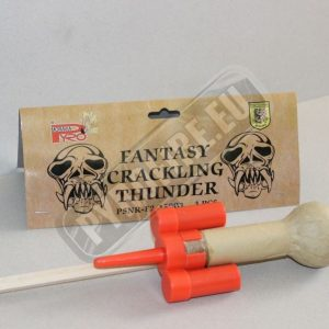 Fantasy Crackling Thunder w. Display Shell