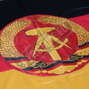German DDR flag 80 x 135 cm