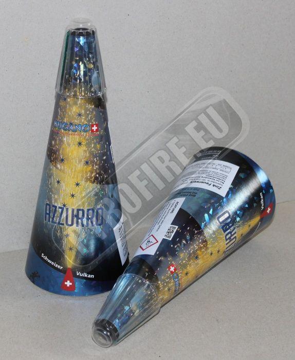 Zink 789 Vulcan Azzurro