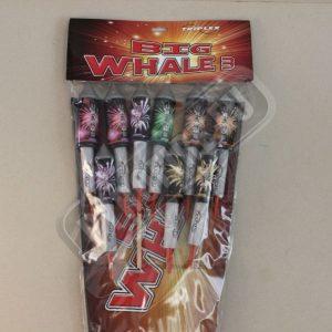Big Whale 3 rockets