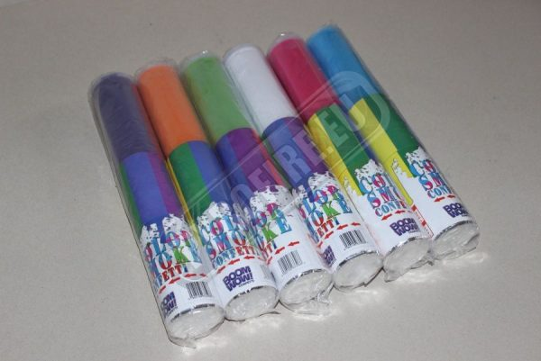Boomwow Confetti Holi Powder Shooter_set nr.1