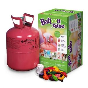 Standard helium kit w. balloons