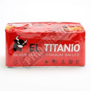 EL TITANIO - 50 shots