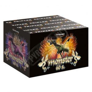Monster TXB386 cake