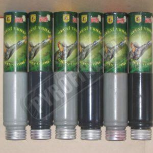 Grenade launcher ROS shrapnel