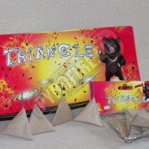 Triangl petarda