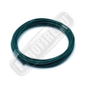 Green VISCO fuse 2mm, 5 m