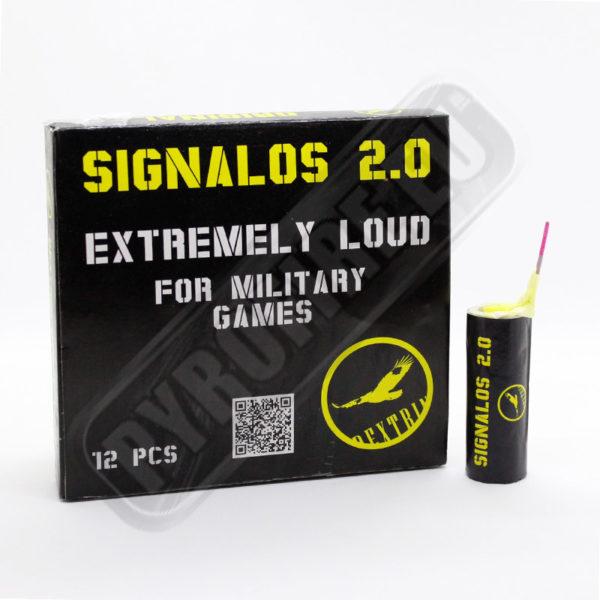 SIGNALOS 2.0 FIRECRACKERS