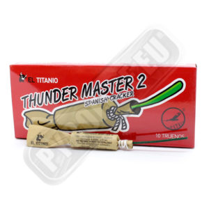 Spanish Cracker Thunder Master 2
