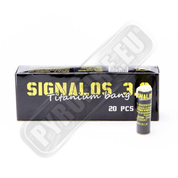 Signalos 3.0 firecrackers