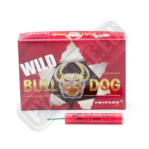 Wild Bull Dog firecrackers