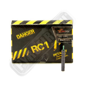 RC1 Danger firecrackers