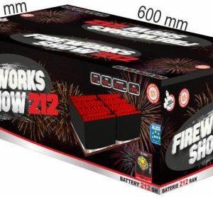 Fireworks show 212 C212MF/C