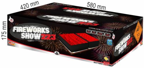 Fireworks show 223 C223MF/C