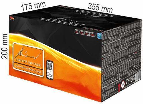 Signature range 50/F2 C503SIG/C14