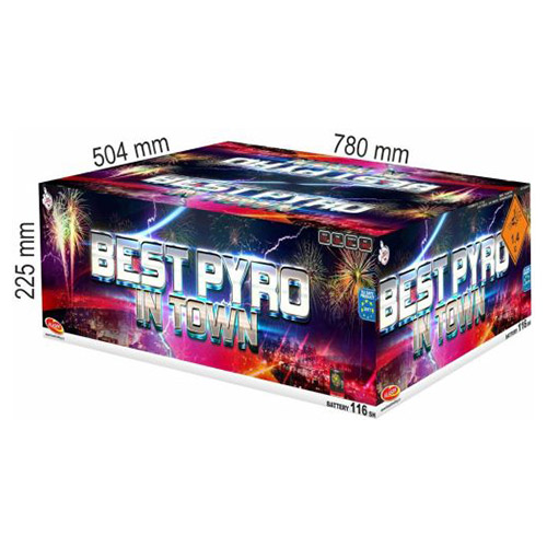 Best pyro in town|Best pyro in town C1163MB/C14