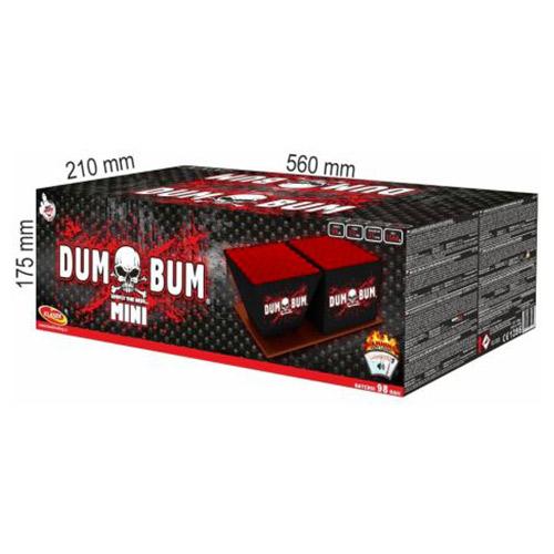 Dumbum compound 98sh(I+fan)|Dumbum compound 98sh(I+fan) CM9825DU/C