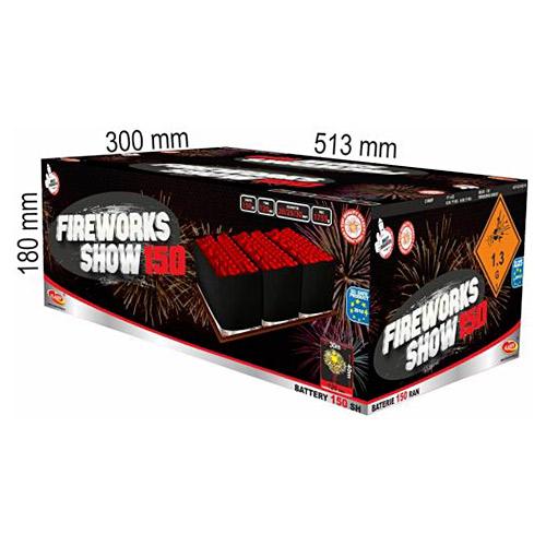 Fireworks show 150|Fireworks show 150 C150MF/C