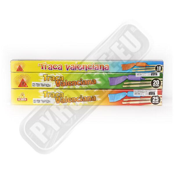 Traca valenciana MIX 10-20-25