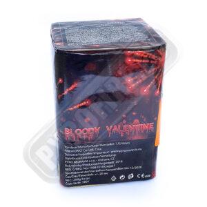 Bloody Valentine, 16 shots
